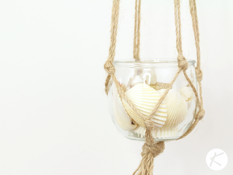 Lampion ze sznurka