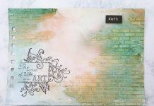 Art Journal #1 (TUTORIAL)